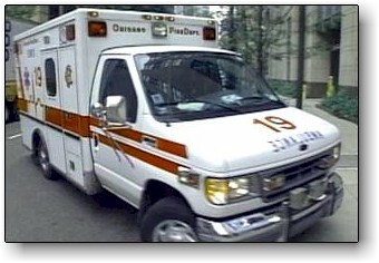 workers compensation insurance - ambulance photo